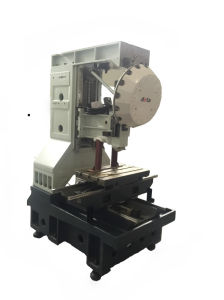 Favorable CNC Drilling Machine (HS-T5) for Metal Screw Processing pictures & photos