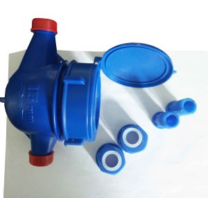 Water Meter Price for Cheap Plasitc Material pictures & photos