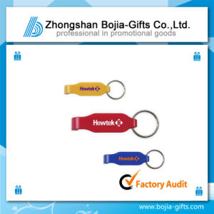 Customized Iron Can Opener Bottle Opener with Printing Logo (BG-BD851)