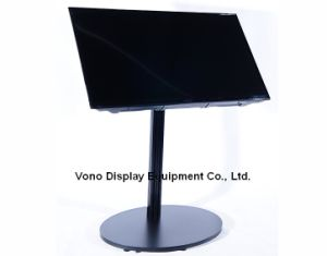 Exhibition Display Single Column Touch Screen Stand