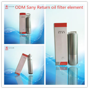 The Return Oil Filter for Sany Excavator pictures & photos