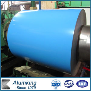 Coustomized 8000 Series Aluminium Coil with PE for Construction pictures & photos
