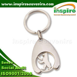 Bear Trolly Keychain for Souvenir (MS110A) pictures & photos