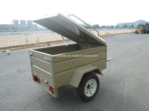 Food Trailer / Canopy Trailer/Utility Trailer pictures & photos
