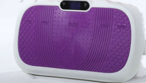 New LCD Touch Control Vibration Plate Crazy Fit Massager (1010B) pictures & photos