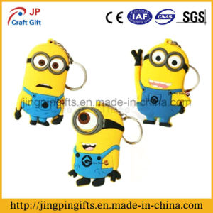 2017 Hot Sale Promotion Gift Customize PVC Key Chain pictures & photos
