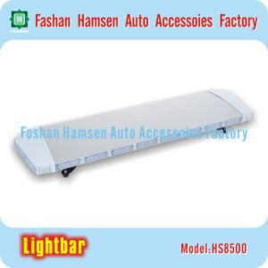 Super Slim Aluminum Housing Emergency Light Police Warning Lightbar for Fire Vehicle pictures & photos
