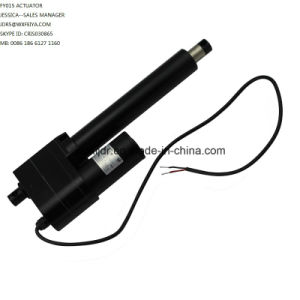 10000n 200mm Stroke 8mm/S No Load Speed Electric Industrial Actuator pictures & photos