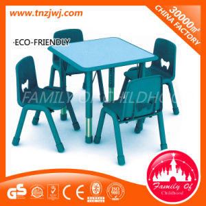 Kids Furniture Nursery Plastic Table and Chairs pictures & photos