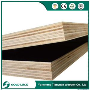 9-18m Marine Construction Shuttering Film Faced Plywood Formwork Board pictures & photos