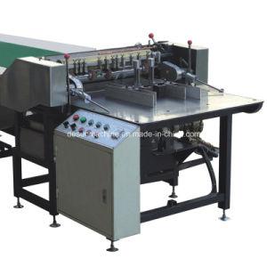Semi-Automatic Case Making Gluing Machine (YX-650B) pictures & photos