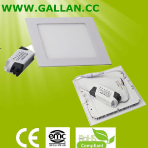 New Designing Ultra Thin Isolated 12W LED Small Panel Light pictures & photos