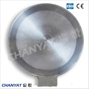 Stainless Steel Blind Flange DIN (1.4541, X&⪞ aret; CrNiTi1810) pictures & photos
