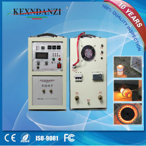 Ce Certificate High Frequency Induction Heater for Steel Tube Brazing
