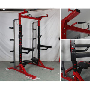 Luxurious Free Weigths Training Power Half Rack (BFT-3058) pictures & photos