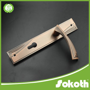 AC fashion Style Zinc Alloy Door Handle pictures & photos