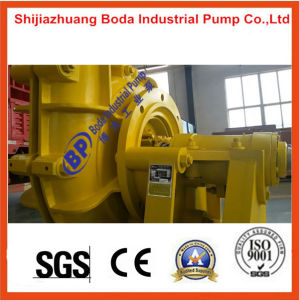 Single-Stage Pump Structure and Slurry Usage Slurry Pump pictures & photos