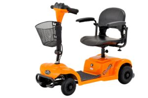 Popular Foldable Mini Mobility Scooter Emw41 pictures & photos