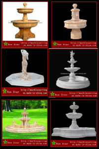 Marble Granite Garden Water Fountain for Home Decoration pictures & photos