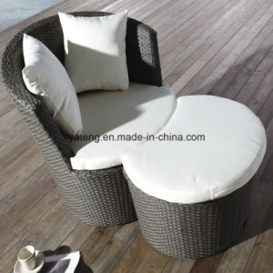 Hotel Furniture Livingroom Rattan Sofa modern Sofa Bed (YT459) pictures & photos