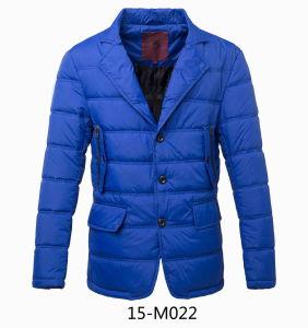 Men′s Winter Padding Leisure (CASUAL) Suit (15-M022) pictures & photos