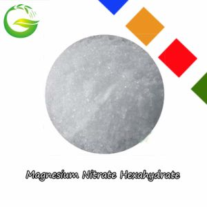 Chemical Fertilizer Magnesium Nitrate Hexahydrate pictures & photos