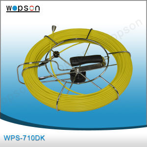 Wide View Angle Waterproof Pipe Camera Inspection, Drain Plumbing Inspection System pictures & photos
