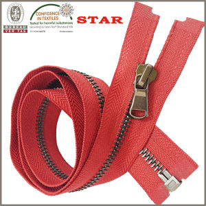 2016 Color Metal Zipper Supplier for Garments