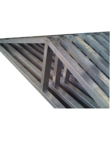 Steel Tube Welding Products Metal Welding Service pictures & photos