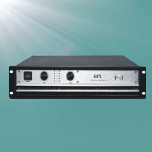 2u 2 Channel 500W Professional Qsn 500 Watt Power Amplifier F-3 pictures & photos