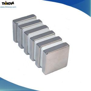 Chinese Factory Block Neodymium Magnet pictures & photos