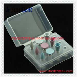 Dental Rubber Composite Polishing Kit with Dental Instrument pictures & photos