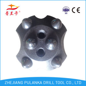 36mm, 40mm, 42mm 6 Buttons 7degree, Insert Rock Drill Bit pictures & photos