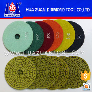 Wet Polishing Pads for Granite pictures & photos