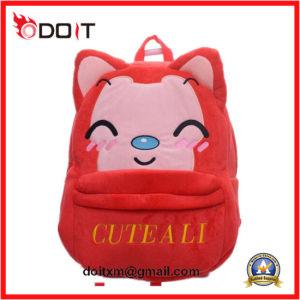 Wholesale Lovely Ali Plush School Bag pictures & photos