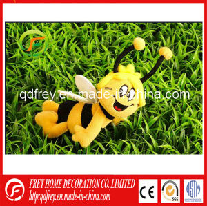 Cute Hot Sale Plush Bee Toy for Baby Promotion Gift pictures & photos