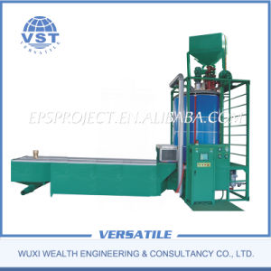 Expanded Polystyrene Beads EPS Foaming Machine in High Density pictures & photos