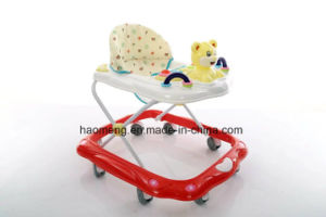 Multifunction Baby Walker with Toy Panel and Music pictures & photos