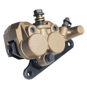 Motorcycle Parts Motorcycle Brake Caliper and Brake Master Cylinder for Wave110 pictures & photos