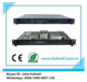 0 ~ 15km, 1550 CATV Optical Transmitter / Internal Modulated Transmitter (FWT-1550D/PS-6) pictures & photos