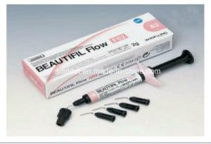Shofu Beautifil Flow F02 Curing Light Composite pictures & photos