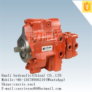PVD-2b-40 Main Hydraulic Piston Pump for Excavator (hitachi ex55) pictures & photos