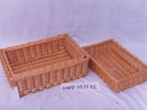 (BC-ST1030) Hot-Sell Handmade Willow Storage Basket pictures & photos