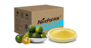 Nicepal Prue Natural Lime Fruit Powder pictures & photos