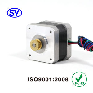 42mm Screw Shaft Stepper Electrical Motor pictures & photos