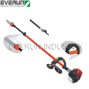 Max 4.0m Gasoline Telescopic Pole Pruner Chain Saw pictures & photos