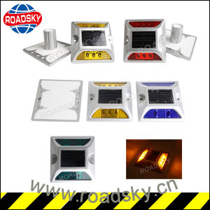 Hot Sale Different Shape Anti-Rain Blue Road Solar Spike pictures & photos