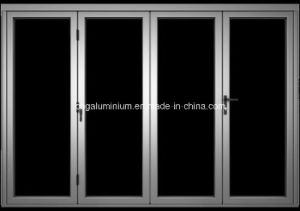 Z70 Series Aluminum Glass Folding Windows and Doors From China in Guangzhou pictures & photos