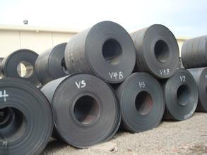 China Prime Hot Dipped Galvanized Ss400b Hot Rolled Steel Coil pictures & photos