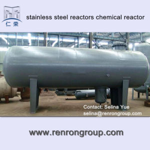Steel Cylinder Stainless Steel Reactors Chemical Reactor R-10